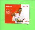 SURINAM - Remote Phonecard As Scan - Surinam