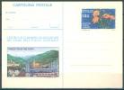 ITALIA - 1980 - CARTOLINA POSTALE CENTRO DI COMMERCIALIZZAZIONE DEI FIORI DELL´ITALIA CENTRALE  Lot 3744 - 1946-.. République