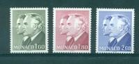Monaco   Nr   1335 / 7  XX    Prince Rainier III Et Albert - Sin Clasificación