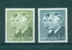Monaco   Nr   1538 / 9  XX    Prince Rainier III Et Albert - Sin Clasificación