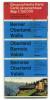 Carte Géographique Oberland Bernois Valais - Cartes Géographiques