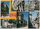 C 544/76 - Le Vieux ROUEN - Multivues - Vues Diverses - Circulée 1994 - Animée - Scan Recto-verso - Rouen