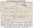 Francia-SP125 - Marcophilie (Lettres)