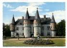 (H262) - Spontin S/Bocq - Le Château Féodal - Façade Principale (XIVe Et XVIe Siècles) - Yvoir
