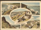 VILLIERS SUR MER----souvenirs De --multivues---cpsm G.F. - Villers Sur Mer