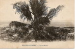 Cpa Grande Comore Vue De Moroni 1922 - Comores