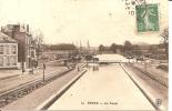 CPA 51 REIMS LE CANAL PETIT PRIX A VOIR - Reims
