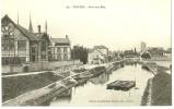 Troyes. Le Port Aux Bois. - Troyes