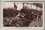 Scouting - Boy Scouts - Advance Under Cover - Real Photo Postcard - Scouting