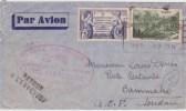 Ouverture De La Ligne Aérienne, Alger - Gac - Bamako Janvier 1936 - Autres - Europe