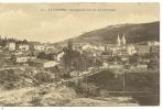 112 - LA LOUVESC - VUE GENERALE PRISE DU COTE OUEST ( Animées ) - La Louvesc