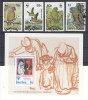 BL17 **, Nr 909/912 FDC, Michel = 23 Euro (XX15952) - St.Lucie (1979-...)