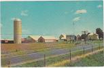 Farm Near Morton - Illinois - 1964 - Peoria