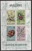 Malawi Y/T Blok 17 (**) - Malawi (1964-...)