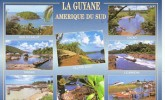 GUYANE Cp Couleur Multivues - Guyane