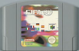 JEU NINTENDO 64 FIFA 98 SANS BOITE NI NOTICE - Nintendo 64