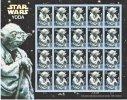 U.S. 4205  **  STAR WARS  YODA - Hojas Completas