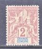 Grande Comoro Islands 2  ** - Great Comoro Island (1897-1912)