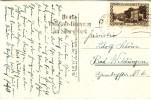 SARRE-40c SUR CARTE POSTALE LE 13-1-1936. - Saar