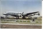 Les Grandes Lignes Air France Super Constellation - 1946-....: Moderne