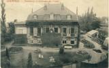 Kortrijk / Courtrai - Pottelberg Et Consulat De France - 1909 ( Verso Zien ) - Kortrijk