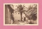 * CPSM..ALGERIE..ALGER.....   Monastère Des Clarisses - Saint Eugène - Entrée De La Clôture - Alger