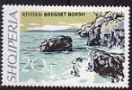 17-069 // 1967 ALBANISCHE RIVIERA  MiNr 1162 ** - Albania