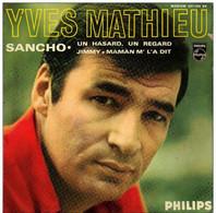 """* 7"""" EP *  YVES MATHIEU - SANCHO - Vinylplaten"""