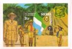 SIERRA LEONE SIR EMILE FASHOLE LUKE  SCOUTISME SCOUTS AFRICAINS - Sierra Leone (1961-...)
