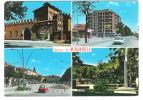 Italy - MIRANDOLA - Old Cars - Autos - 1968 - Citroen - Fiat - AGIP Petrol Station - Tankstelle - Modena