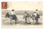 Calais (62) : Promenade A Dos D'Ane En 1907 (animée). - Calais