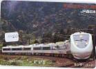 Carte Prépayée  Japon * JR CARD * TRAIN (11.160)  Japan Prepaid Card * Eisenbahn ZUG * Karte * TREIN *