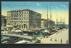 TRIESTE Piazza Del Ponterosso   Cartolina Non Viaggiata 1915/18 - Trieste