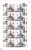 Australia- 2011 Centenary Aust Navy Sheetlet MNH - Sheets, Plate Blocks &  Multiples