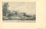 AVALLON - 1ère Vue De La Porte Auxerroise -  2 Scans - Avallon