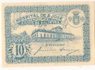 PORTUGAL - ARCOS VALDEVES / 10 CENTAVOS 1920-30 - Portugal