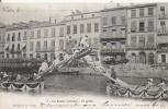 LES JOUTES CETTOISES 5 EN GARDE    1903 - Sete (Cette)