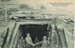 61/ ORNE...LE CHATELLIER- SAINT CLAIR De HALOUZE. Mines Des Acièries De France. La Sortie Du Souterrain..TOP - France