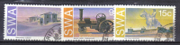 AP328 - SOUTH WEST AFRICA , Serie Yvert N. 351/353  Used - Africa Del Sud-Ovest (1923-1990)