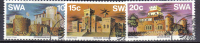 AP330 - SOUTH WEST AFRICA , Serie Yvert N. 362/364  Used - Africa Del Sud-Ovest (1923-1990)