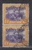 AP434 - SOUTH WEST AFRICA 1931 , Coppia Bilingue Usata