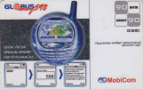 Télécarte Prépayée MONGOLIE / Mobicom Globus - Prepaid Telephone Card From Mongolia - 06 - Mongolie