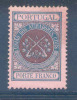 Portugal - 1910 Riffles Association - Af. UACP 12 - MH - Nuovi