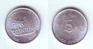Cuba 5 Centavos 1988 - Cuba
