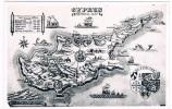 CYP-1  CYPRUS : Map-card - Cyprus