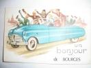 UN BONJOUR DE BOURGES - Bourges