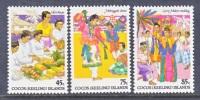 Cocos (Keeling) Islands 108-10   **  FESTIVE  OCCATIONS - Cocos (Keeling) Islands
