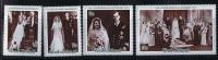 COOK ISLANDS  1972  Elizabeth II Silver Wedding Anniversary  Sc 225-8  ** MNH - Cook Islands