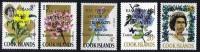 COOK ISLANDS  1970  Apollo 13  Sc 277-282  ** MNH Space - Cook Islands
