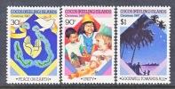 Cocos (Keeling) Islands 169-71   **  CHRISTMAS - Cocos (Keeling) Islands